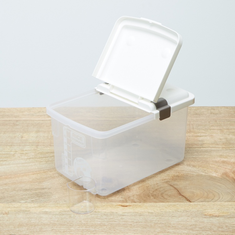 Nolina Storage Container with Measuring Cup - 10.8 L