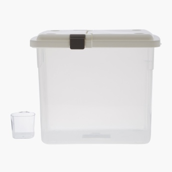 Nolina Storage Container with Measuring Cup - 16.5 L