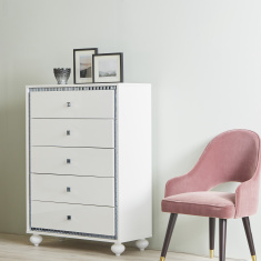 Helen Chest of 5-Drawers