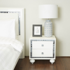 Helen 2-Drawer Nightstand