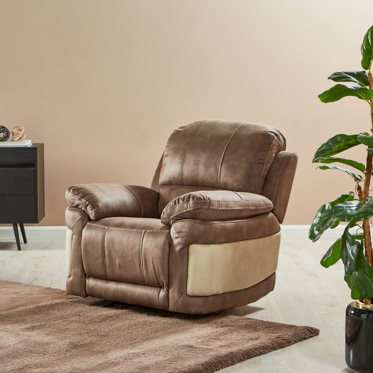 Dawson Fabric Manual Recliners