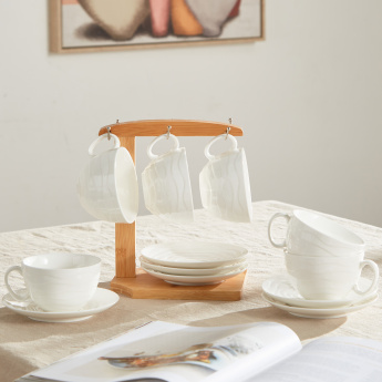 Mojo 12-piece Tea Set