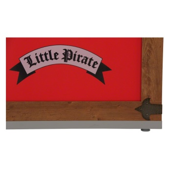 Little Pirate Storage Box