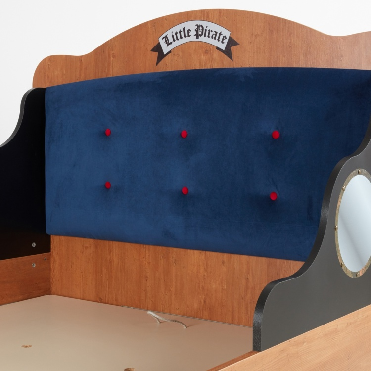 Little Pirate Full Bed - 120x200 cm