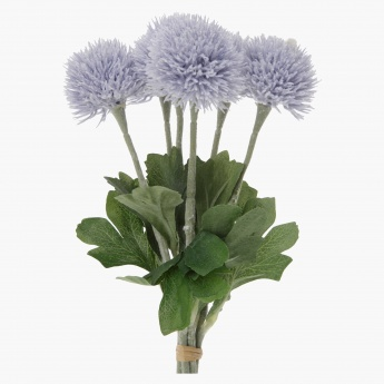 Half Shape Allium Ball Stem 38 cms
