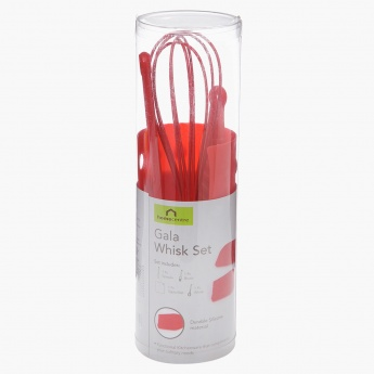Gala 4-piece Whisk Set