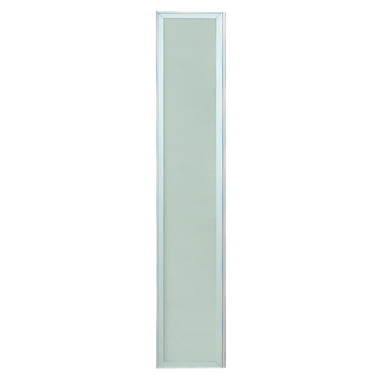 Continental Frosted Hinged Swing Door - 45 cm width