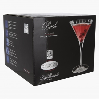 Bach Mocktail Glass - Set of 4