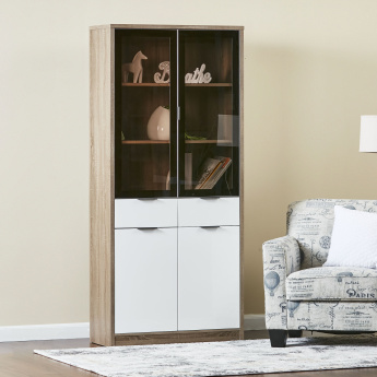 Dublin 2-Drawer Bookcase