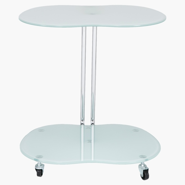 Apple Side Table