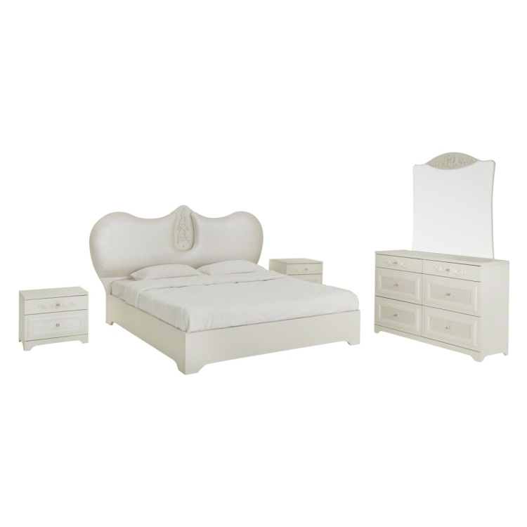 Elena King Bed Set