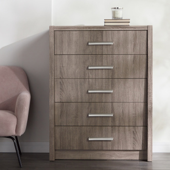 Saturn Chest of 5-Drawers