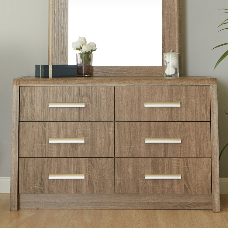Saturn 6-Drawer Dresser