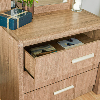 Saturn 3-Drawer Dresser