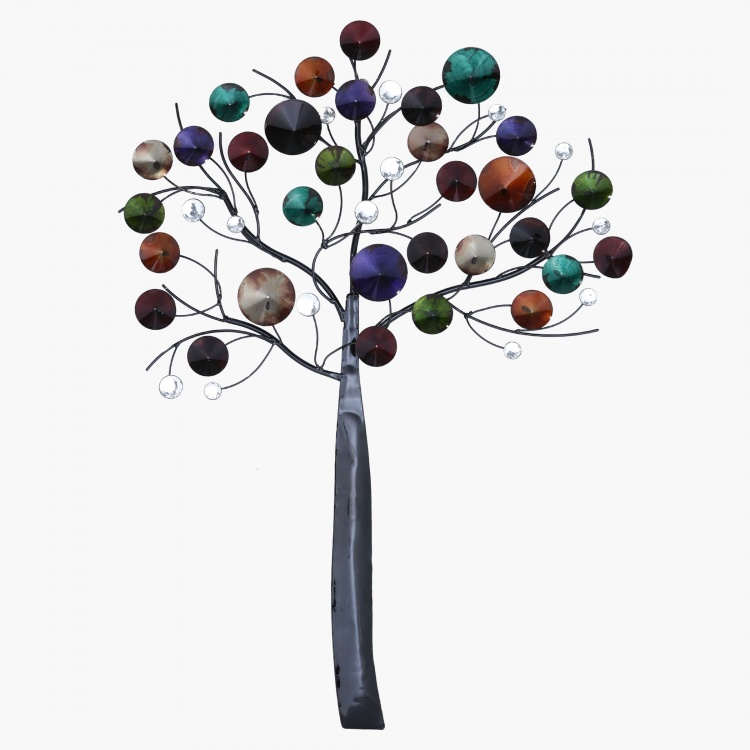 Boho Tree Wall Decor - 66x92 cms