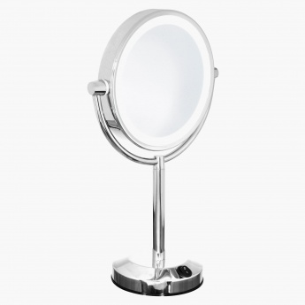 Double Side Table Mirror
