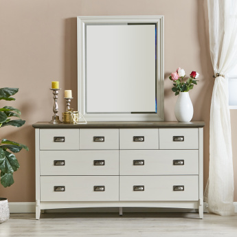 Louis 8-Drawer Dresser with Mirror