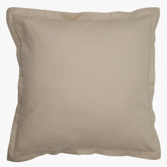 Indulgence Embossed 2-Piece Cushion Cover Set - 45x45 cms