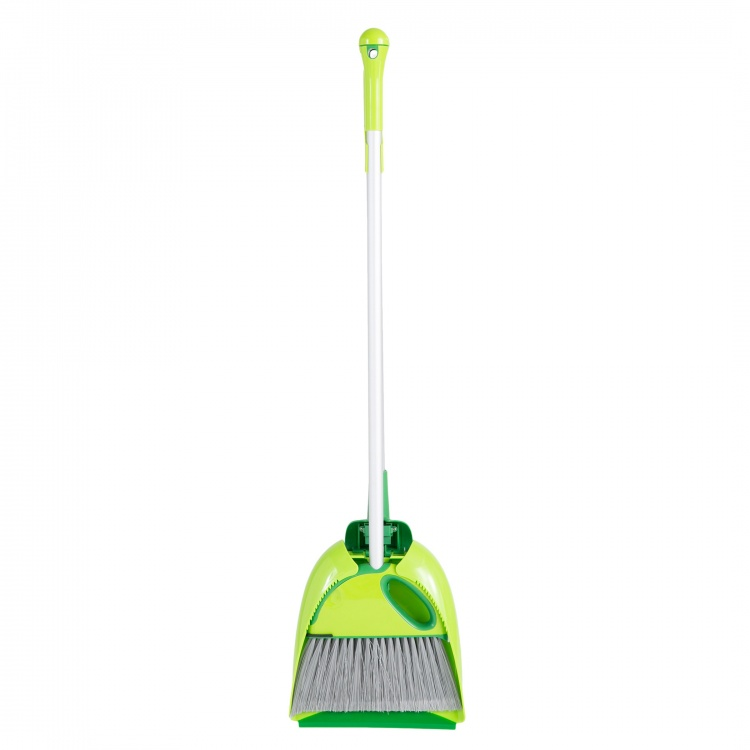 Minleo Dustpan and Broom Kit