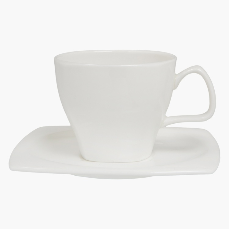 Majestic Bliss Tea Cup and Saucer 220 ml