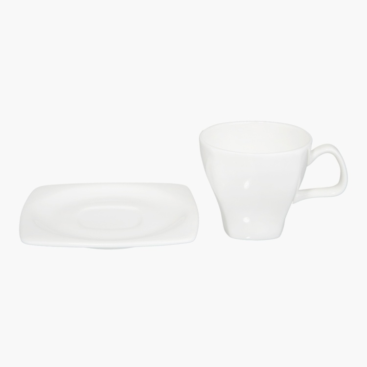 Majestic Bliss Cup and Saucer 100 ML
