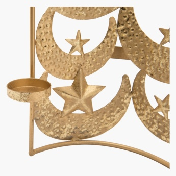 Moon and Stars Wall Sconce