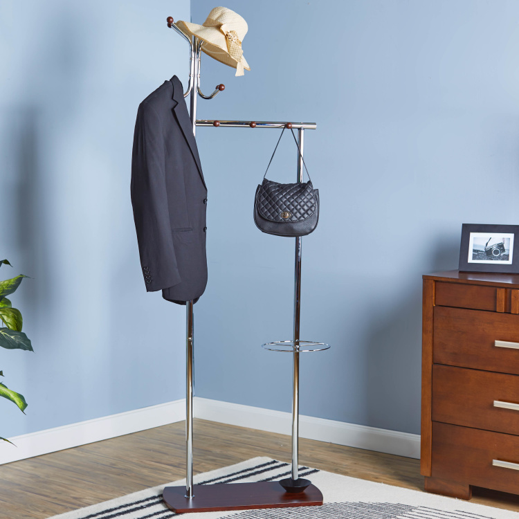 Merlin Metallic Cloth Hanger