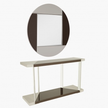 Bently Console with Mirror
