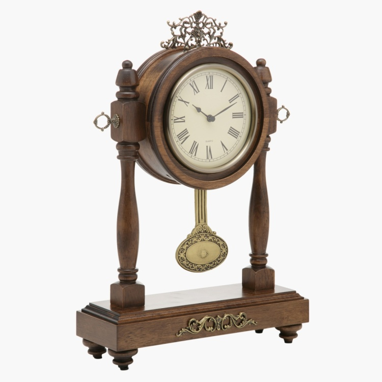 Royal Desk Clock