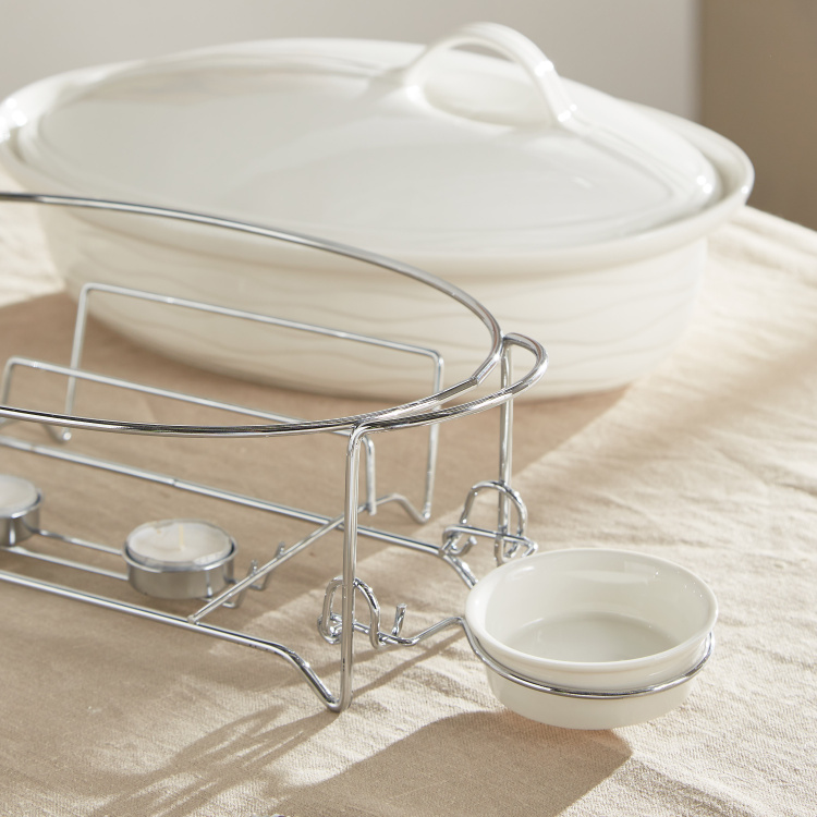 Mojo Oval Food Warmer