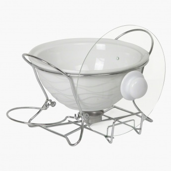 Mojo Wok Shape Food Warmer