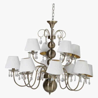 Alina 12-light Chandelier