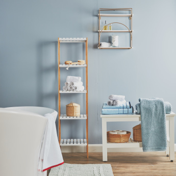 Brookline 5-Tier Bathroom Storage Shelf