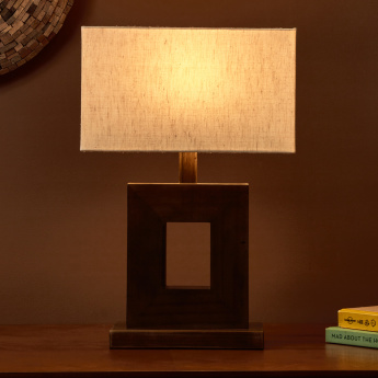 Shangrilla Wooden Table Lamp