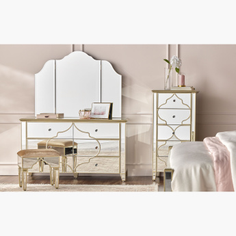 Casablanca Foldable Dresser Mirror