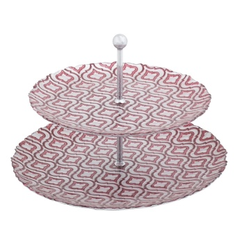 Marrakesh 2 Tier Cake Stand