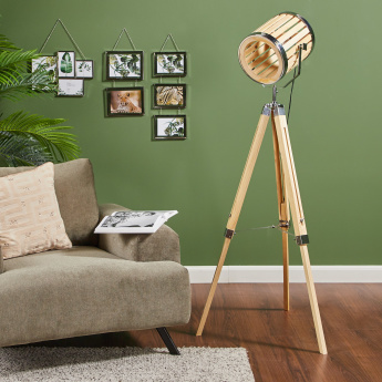 Triton Electric Floor Lamp - 150 cms
