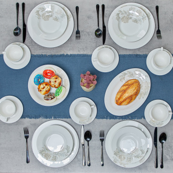 Evanesce 32-Piece Dinner Set