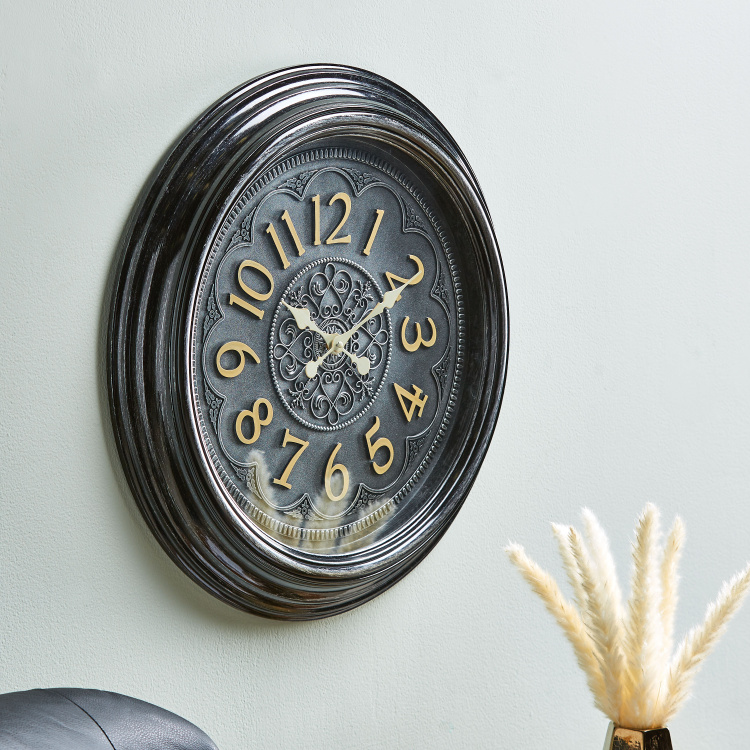 Ritzy Wall Clock