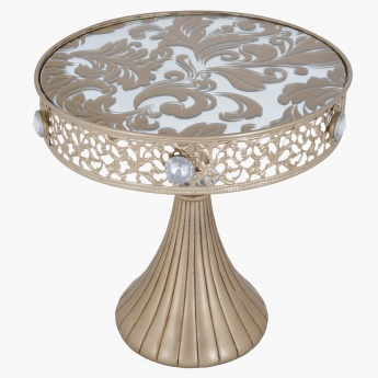 Mirage Footed Tall Cake Stand