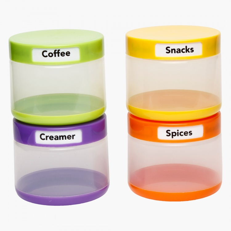 Orbit Canister - Set of 4