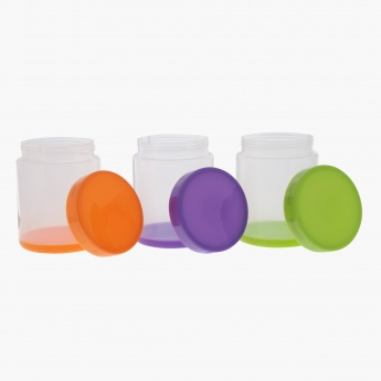 Orbit Canister 1.18 L - Set of 3