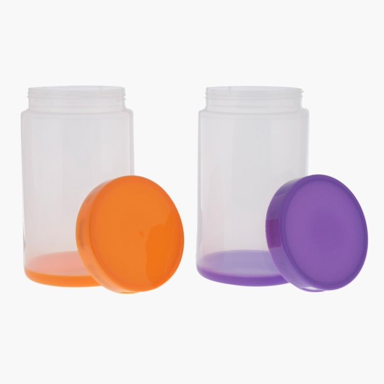 Orbit Canister 1.65 L - Set of 2