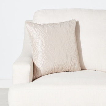 Amilada Quilted Cushion Cover - 45x45 cms