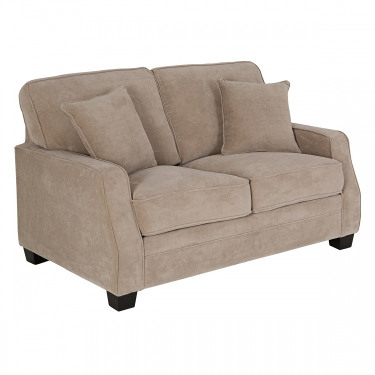 Galaxy 2-seater Fabric Sofa