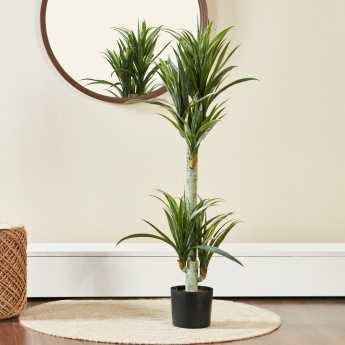 Yucca Artificial Plant in Pot - 152 cms
