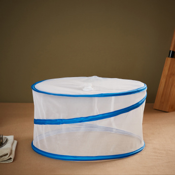 Round Food Storage Cover with String