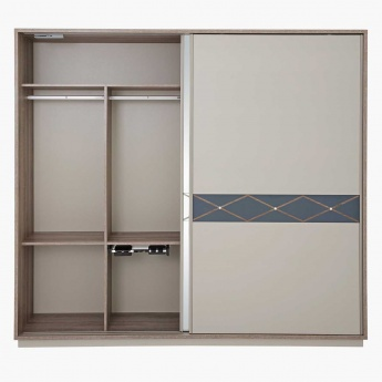 Tucsano Sliding-door Wardrobe