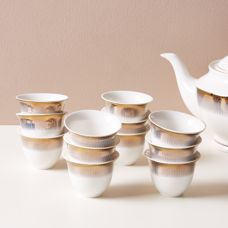 Arabia 120-Piece Dinner Set