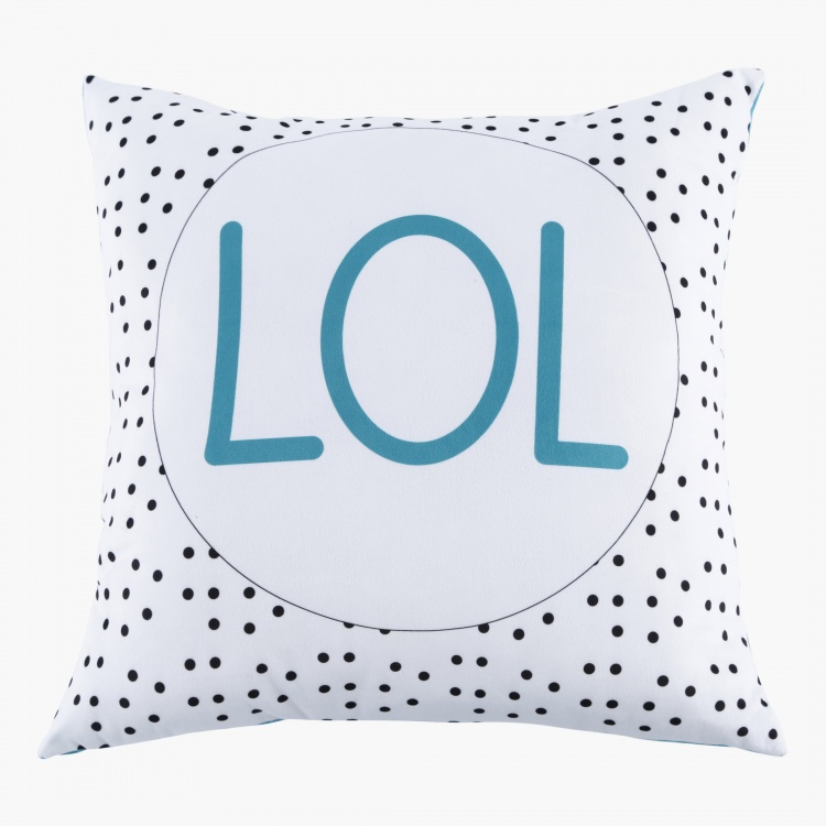 Evie Printed Cushion - 68x25x14 cms